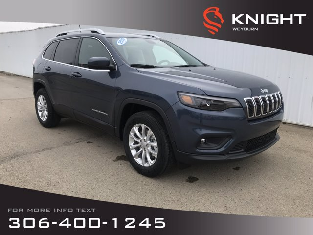 New 2019 Jeep Cherokee North | Backup Camera | Navigation | Remote Start