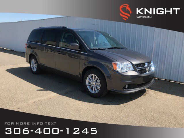 New 2019 Dodge Grand Caravan SXT Premium Plus | Fall Blow Out Sales Event | $195 Bi-Weekly + Tax