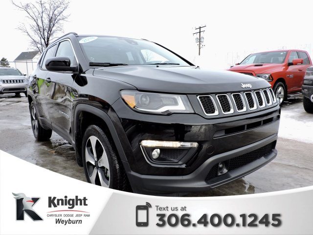 new 2018 jeep compass north 4x4 | heated seats | heated steering