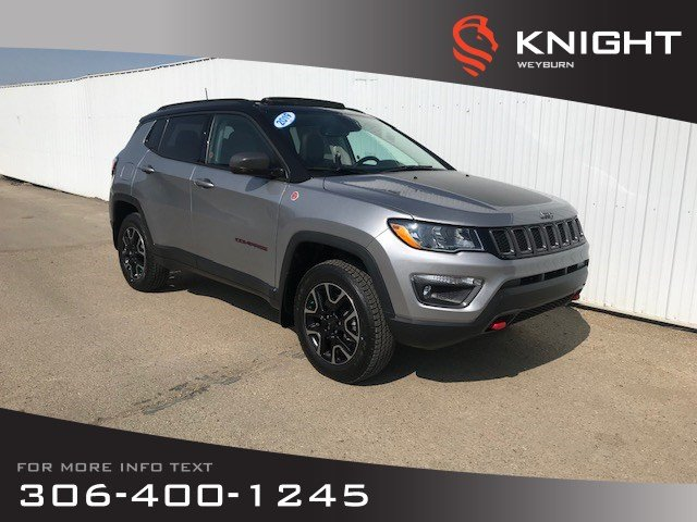 New 2019 Jeep Compass Trailhawk | Fall Blow Out Sales Event | $215 Bi-Weekly + Tax