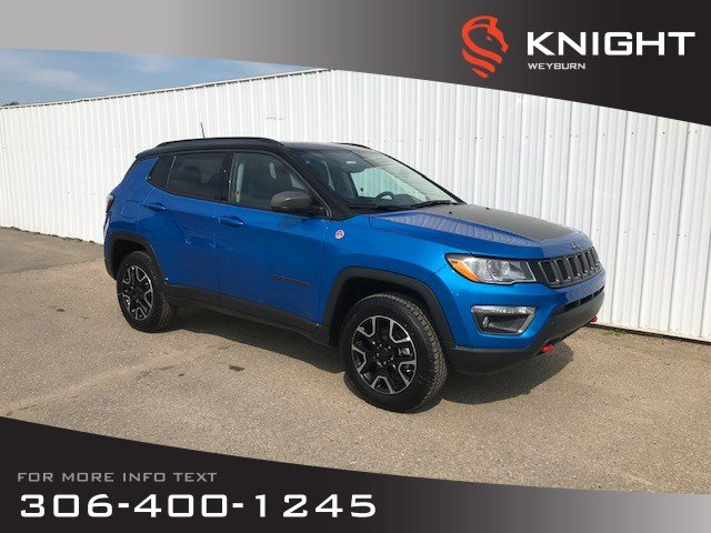 New 2019 Jeep Compass Trailhawk | Fall Blow Out Sales Event | $221 Bi-Weekly + Tax