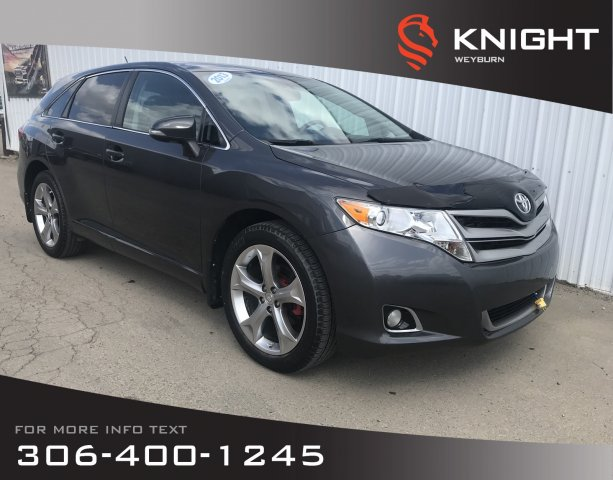 Pre-Owned 2013 Toyota Venza | AWD | Sunroof | Media Center