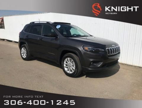 New 2019 Jeep Cherokee North 4x4 V6 | Heated Seats and Steering Wheel | Sunroof | Navigation
