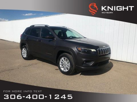 New 2019 Jeep Cherokee North | Fall Blow Out Sales Event | $219 Bi-Weekly + Tax