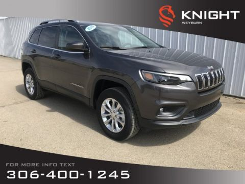 New 2019 Jeep Cherokee North 4x4 V6 | Heated Seats | Heated Steering Wheel | Remote Start