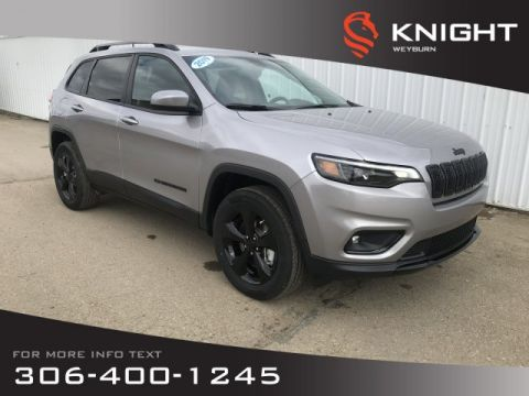 New 2019 Jeep Cherokee Altitude 4x4 V6 | Fall Blow Out Sales Event | $224 Bi-Weekly + Tax