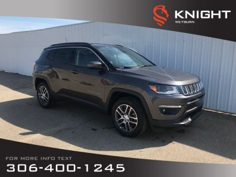New 2019 Jeep Compass North | Fall Blow Out Sales Event | $217 Bi-Weekly + Tax