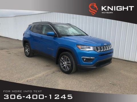 New 2019 Jeep Compass North | Fall Blow Out Sales Event | $218 Bi-Weekly + Tax